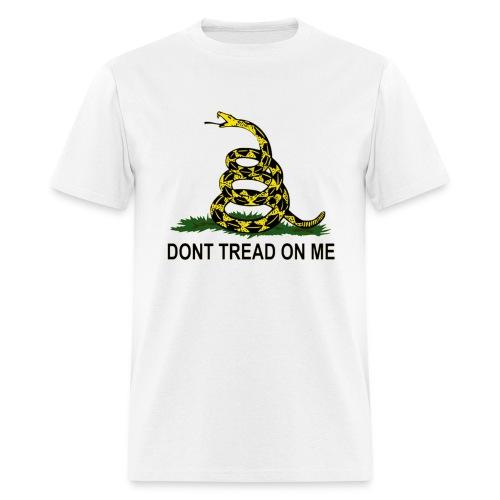 Dont Tread On Me - Men's T-Shirt