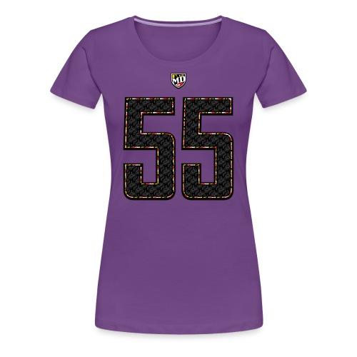 MD Pride - #55 - Women's Premium T-Shirt