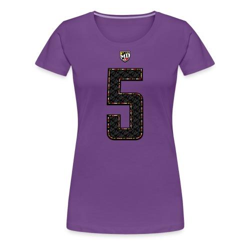 MD Pride - #5 - Women's Premium T-Shirt