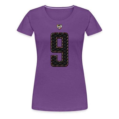 MD Pride - #9 - Women's Premium T-Shirt