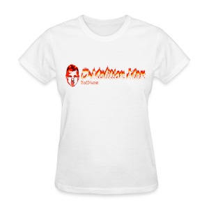 Ladies - D-Molition Man! - Women's T-Shirt