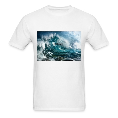 DREAM$ WAVY TEE - Men's T-Shirt