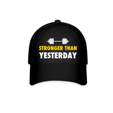 stronger than yesterday Caps