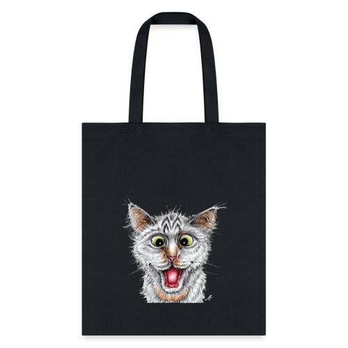 Happy Cat - Tote Bag
