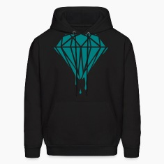 dripping diamond Hoodies