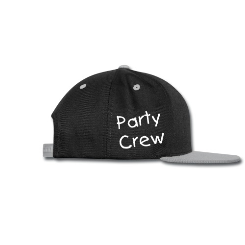 Pit 5 Party Crew - Snap-back Baseball Cap