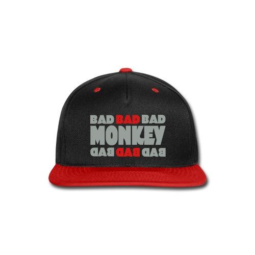 Bad monkey Bad - Snap-back Baseball Cap