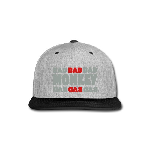 Bad Monkey  - Snap-back Baseball Cap