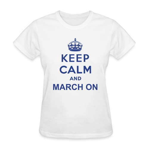 March On - Women's T-Shirt