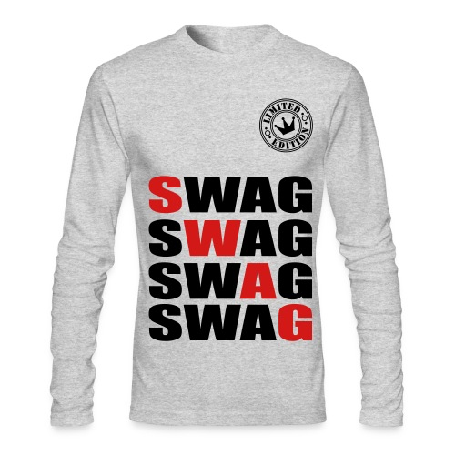 swagg - Men's Long Sleeve T-Shirt by Next Level