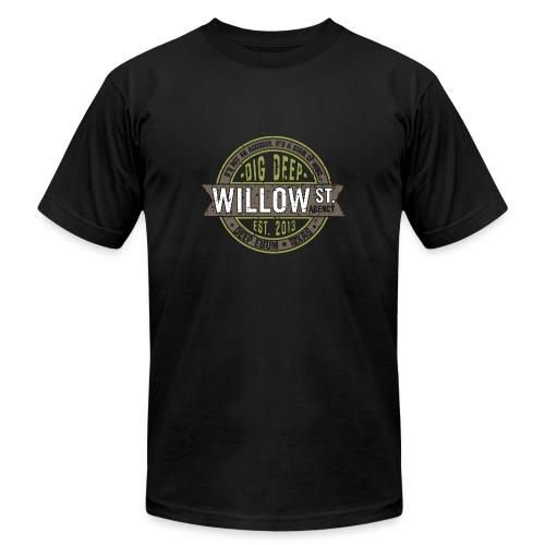 Men's Dig Deep Circle - Men's  Jersey T-Shirt