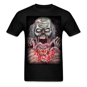 Animated Dead gut chomp zombie - Men's T-Shirt