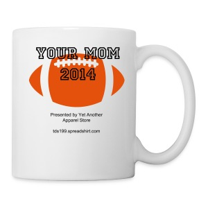 Coffee Mug for The BIG Game - Coffee/Tea Mug