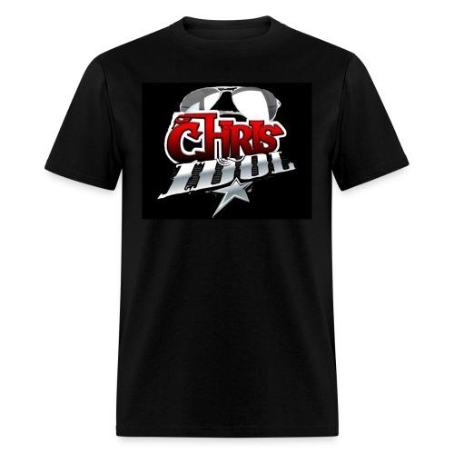 Chris Idol Logo T-Shirt - Men's T-Shirt