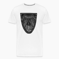 African Art - Mask - Tribal T-Shirts
