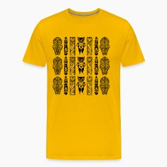 African Art - Decorative T-Shirts