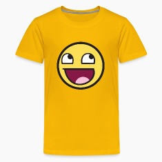 Awesome Face Kids' Shirts