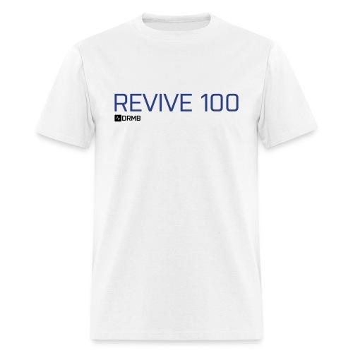Men's Revive 100 White T-Shirt - Men's T-Shirt
