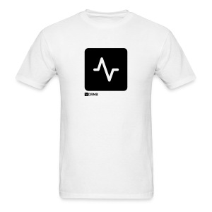 Men's DRMB Logo White T-Shirt - Men's T-Shirt