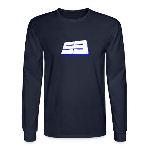 Space Bound Logo Long Sleeve T-Shirt - Men's Long Sleeve T-Shirt