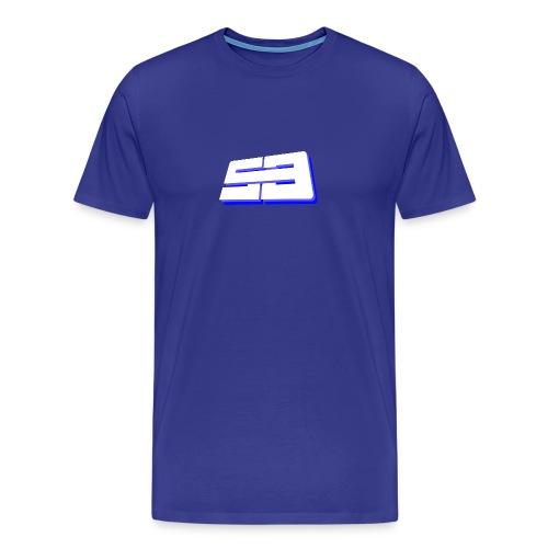 Space Bound Logo Premium T-Shirt - Men's Premium T-Shirt