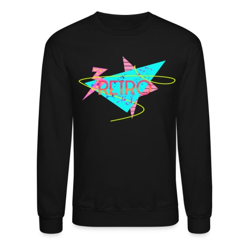 Retro - Crewneck Sweatshirt