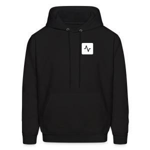 Men's DRMB Black Hooded Sweatshirt - Men's Hoodie