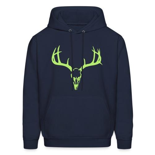 Deer Hoodie_1 - Men's Hoodie