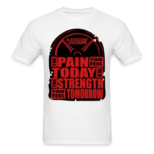 PAIN IS STRENGTH TEE - Men's T-Shirt