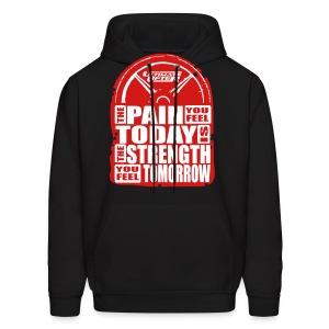 PAIN IS STRENGTH - Men's Hoodie