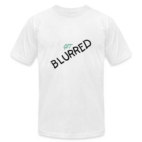 Blurred Out Get Blurred Mens tee - Men's Fine Jersey T-Shirt