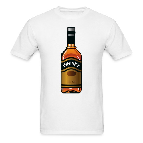 Whiskey - Men's T-Shirt