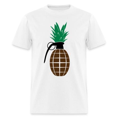 PineythePineapple Tee - Men's T-Shirt