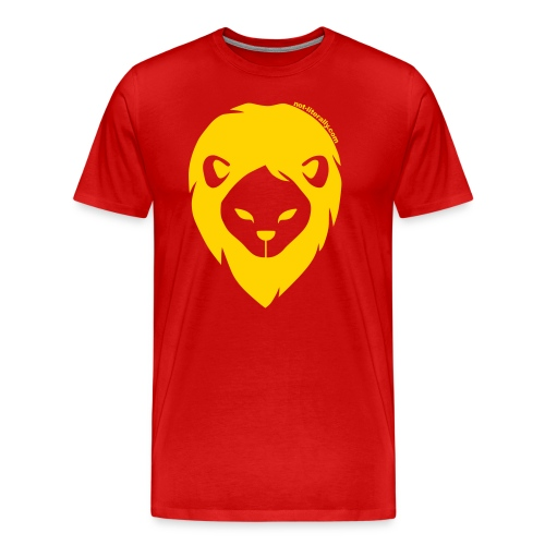 Men's Gryffindor Tee - Men's Premium T-Shirt