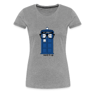 Women's T-Shirts ~ Women's Premium T-Shirt ~ Women's Through Time Glasses Tee