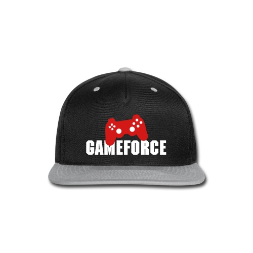 GameForce SnapBack - Snap-back Baseball Cap