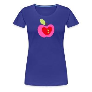 Apple Shirt - Women's Premium T-Shirt