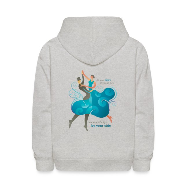 Kids Sweatshirt - Two Dancers