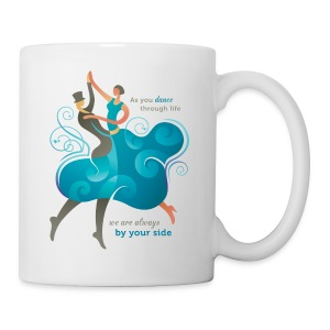 Coffee Mug - Two Dancers - Coffee/Tea Mug