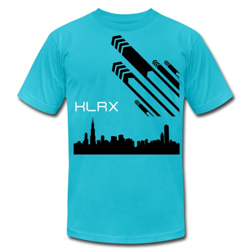 Skyline - Men's Fine Jersey T-Shirt