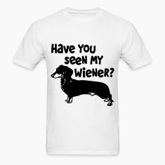 Have you seen my weiner?