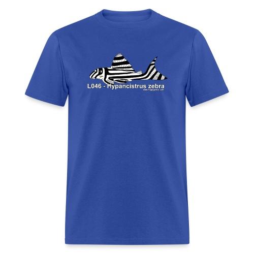 L046, Hypancistrus zebra - Men's T-Shirt