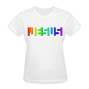 Jesus is Lord (of the Rainbow) - Women's T-Shirt