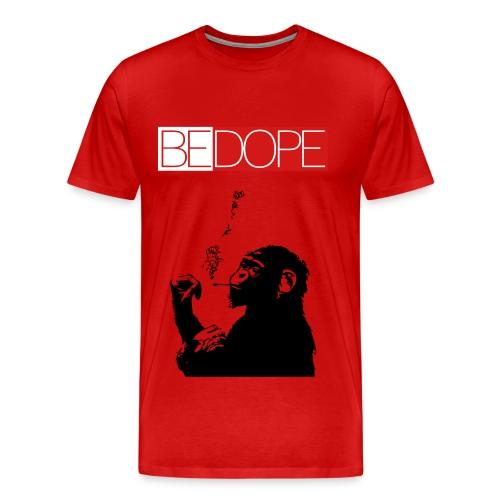 Dope Monkey Tee - Men's Premium T-Shirt