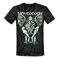T-Shirts ~ Unisex Tie Dye T-Shirt ~ NEW COCOON