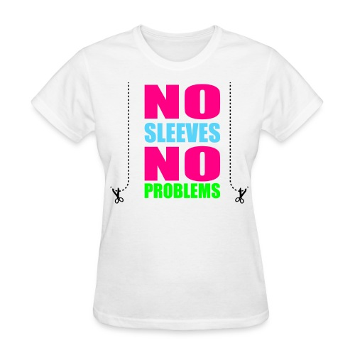 Women's T-Shirt - youtube,no sleeves,merchandise,maxnosleeves,max no sleeves merchandise,max