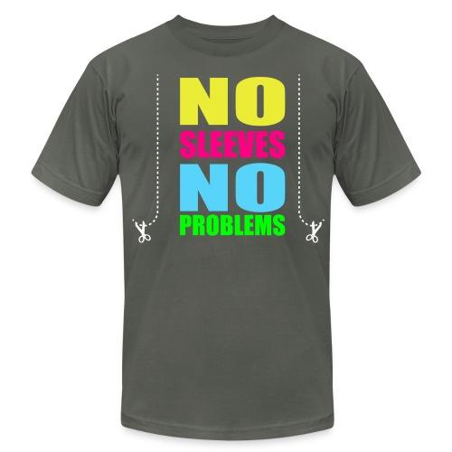 Men's  Jersey T-Shirt - youtube,no sleeves,merchandise,maxnosleeves,max no sleeves merchandise,max