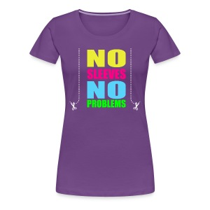 Women's Premium T-Shirt - youtube,no sleeves,merchandise,maxnosleeves,max no sleeves merchandise,max