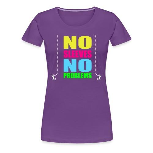 Women's Premium T-Shirt - youtube,no sleeves,merchandise,maxnosleeves,max no sleeves merchandise,max