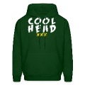 Cool Head Triple X Green And Gold